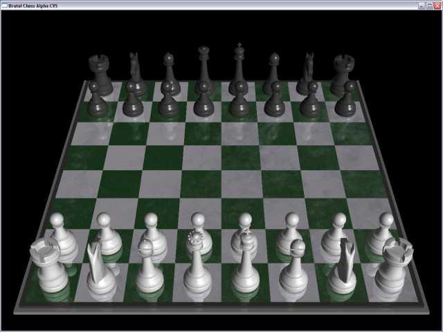 Несмотря на название Brutal Chess (Жестокие шахматы), игра ни в коем случае