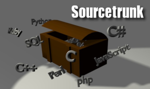 The Source Trunk logo